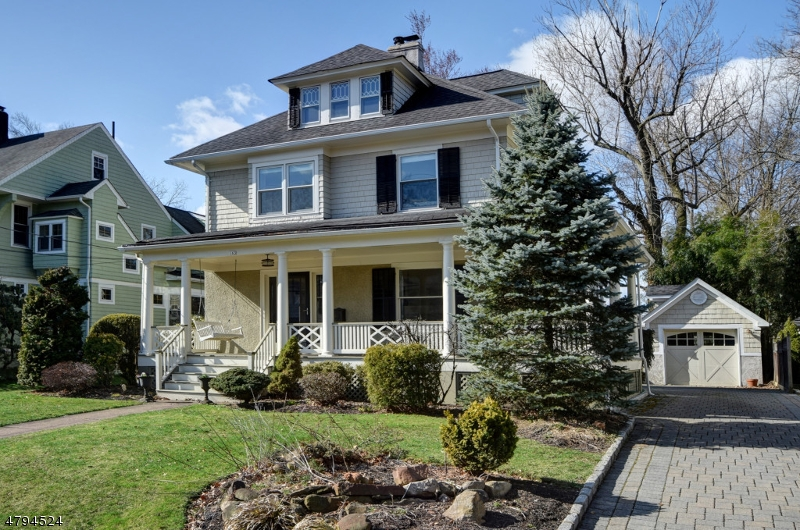 163 N EUCLID AVE, WESTFIELD TOWN, NJ 07090