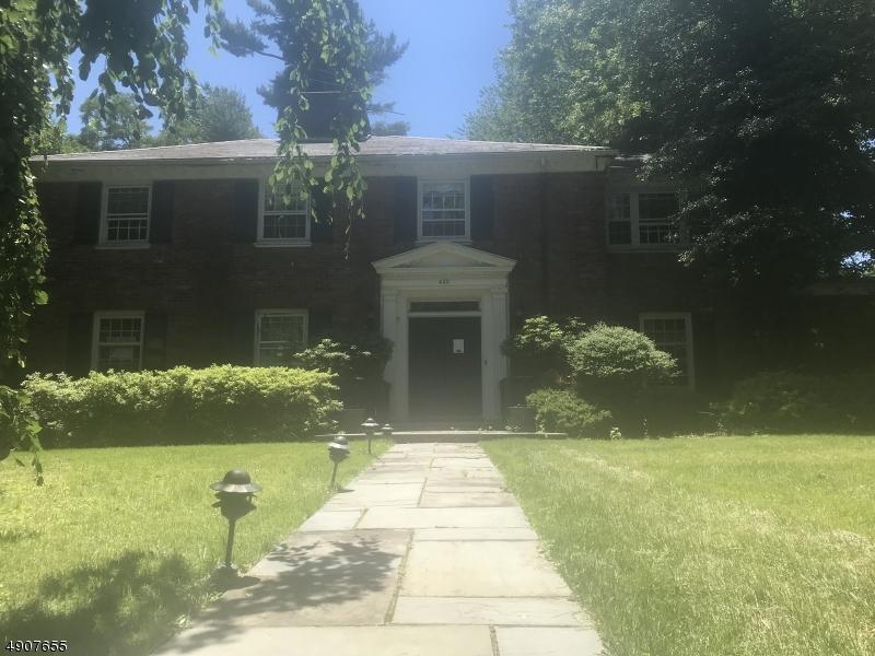 420 OVERHILL RD, SOUTH ORANGE VI, NJ 07079